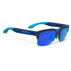 Rudy Project Spinair 58 Occhiali da sole, crystal blue - rp optics multilaser blue